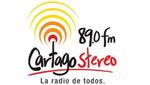 Cartago Stereo en vivo