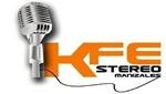 Kfe Stereo en vivo