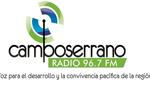 Campo Serrano Radio en vivo