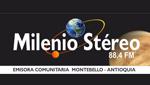 Milenio Stereo en vivo
