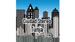 Ciudad Stereo Tunja 94.7 FM en vivo